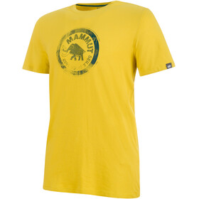 Mammut Seile T-Shirt Men citron